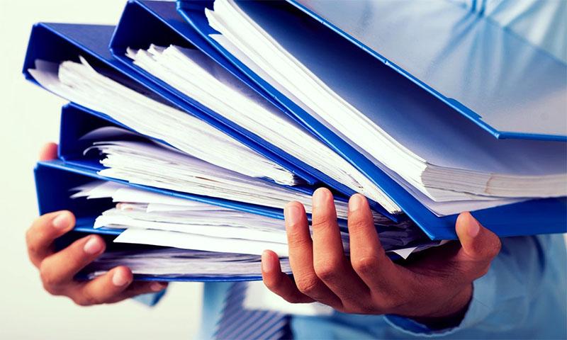 Оформление кредита для бизнеса потребует подготовки большого пакета документов, отражающих основные финансовые показатели
